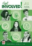 Cover-Bild zu Get involved!. Level A2 / Workbook + DWB von Heyderman, Emma