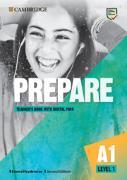 Cover-Bild zu Prepare Level 1 Teacher's Book with Digital Pack von Heyderman, Emma