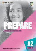 Cover-Bild zu Prepare Level 2 Teacher's Book with Digital Pack von Heyderman, Emma