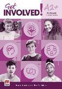 Cover-Bild zu Get involved!. Level A2+ / Workbook + DWB von Heyderman, Emma