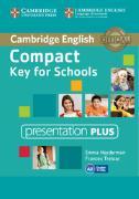 Cover-Bild zu Compact Key for Schools Presentation Plus DVD-ROM von Heyderman, Emma