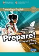 Cover-Bild zu Cambridge English Prepare! Level 2 Student's Book von Kosta, Joanna
