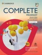 Cover-Bild zu Complete Preliminary Student's Book without Answers with Online Workbook von Heyderman, Emma