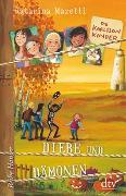 Cover-Bild zu Die Karlsson-Kinder (4), Diebe und Dämonen von Mazetti, Katarina
