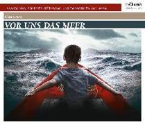 Cover-Bild zu Vor uns das Meer von Gratz, Alan