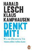 Cover-Bild zu Denkt mit! (eBook) von Lesch, Harald
