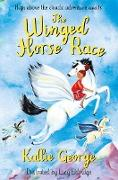 Cover-Bild zu The Winged Horse Race (eBook) von George, Kallie