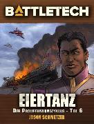 Cover-Bild zu BattleTech - Eiertanz (eBook)
