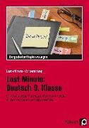 Cover-Bild zu Last Minute: Deutsch 9. Klasse von Felten, Patricia