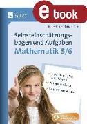 Cover-Bild zu Selbsteinschätzungsbögen & Aufgaben Mathematik 5-6 (eBook) von Felten, Jens