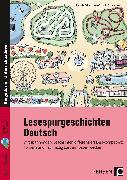 Cover-Bild zu Lesespurgeschichten 5./6. Klasse - Deutsch von Felten, Patricia