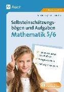 Cover-Bild zu Selbsteinschätzungsbögen & Aufgaben Mathematik 5-6 von Felten, Jens