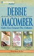 Cover-Bild zu Debbie Macomber Cedar Cove Collection: 16 Lighthouse Road/204 Rosewood Lane/311 Pelican Court von Macomber, Debbie