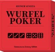 Cover-Bild zu Würfel-Poker von Knizia, Dr. Reiner