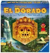 Cover-Bild zu Ravensburger 26720 - El Dorado - Strategiespiel, Spiel für Erwachsene und Kinder von 10 - 99 Jahren - Taktikspiel geeignet für 2-4 Spieler von Knizia, Reiner