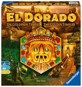 Cover-Bild zu Ravensburger 26129 - El Dorado - zweite Erweiterung, Strategiespiel, Spiel für Erwachsene und Kinder ab 10 Jahren - Taktikspiel für 2-4 Spieler von Knizia, Reiner