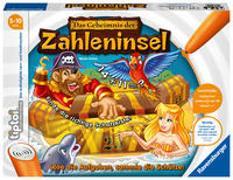 Cover-Bild zu Ravensburger tiptoi 00512 Das Geheimnis der Zahleninsel - Lernspiel von Ravensburger ab 5 Jahren für 1-4 Spieler von Knizia, Reiner