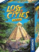 Cover-Bild zu Lost Cities - Roll & Write von Knizia, Reiner