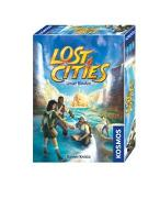 Cover-Bild zu Lost Cities - Unter Rivalen von Knizia, Reiner