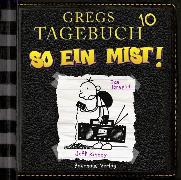 Cover-Bild zu Gregs Tagebuch 10 - So ein Mist!
