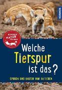 Cover-Bild zu Welche Tierspur ist das? Kindernaturführer