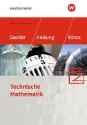 Cover-Bild zu Sanitär-, Heizungs- und Klimatechnik. Technische Mathematik. Schülerband von Zierhut, Herbert