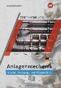 Cover-Bild zu Anlagenmechanik für Sanitär-, Heizungs- und Klimatechnik. Tabellenbuch von Miller, Wolfgang
