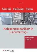 Cover-Bild zu Anlagenmechaniker/-in Sanitär-, Heizungs- und Klimatechnik von Holz, Thomas