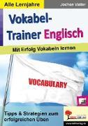 Cover-Bild zu Vokabel-Trainer Englisch von Vatter, Jochen