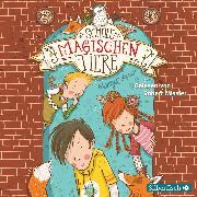 Cover-Bild zu Die Schule der magischen Tiere (Audio Download) von Auer, Margit