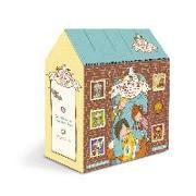 Cover-Bild zu Die Schule der magischen Tiere - Meine große Hörbuchbox von Auer, Margit