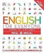 Cover-Bild zu English for Everyone: Nivel 1: Inicial, Libro de Estudio