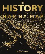 Cover-Bild zu History of the World Map by Map von DK
