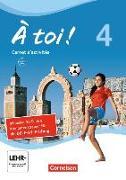 Cover-Bild zu À plus! 4. Carnet d'activités. Schülerbuch von Herzog, Walpurga