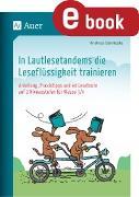 Cover-Bild zu In Lautlesetandems die Leseflüssigkeit trainieren (eBook) von Barnieske, Andreas