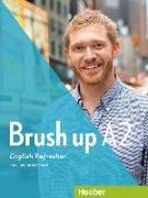 Cover-Bild zu Brush up A2. Lehr- und Arbeitsbuch mit Audio-CD von Roth, Annie