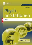 Cover-Bild zu Physik an Stationen Spezial Optik von Day, Jennifer