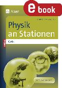 Cover-Bild zu Physik an Stationen Spezial Optik (eBook) von Day, Jennifer