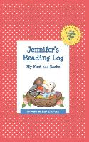 Cover-Bild zu Jennifer's Reading Log: My First 200 Books (Gatst) von Zschock, Martha Day