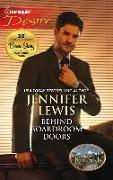 Cover-Bild zu Behind Boardroom Doors: Behind Boardroom Doors/The Kincaids: Jack and Nikki, Part 3/The Royal Cousin's Revenge von Lewis, Jennifer