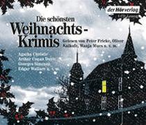 Cover-Bild zu Die schönsten Weihnachtskrimis von Christie, Agatha