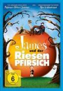 Cover-Bild zu James und der Riesenpfirsich von Dahl, Roald