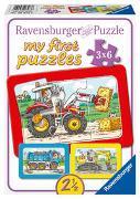 Cover-Bild zu Bagger, Traktor und Kipplader