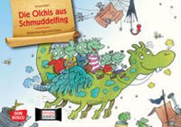 Cover-Bild zu Die Olchis aus Schmuddelfing. Kamishibai Bildkartenset von Dietl, Erhard