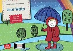 Cover-Bild zu Unser Wetter. Kamishibai Bildkartenset von Gnettner, Ingrid