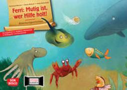 Cover-Bild zu Ferri: Mutig ist, wer Hilfe holt! Kamishibai Bildkartenset von Mesner, Gertraud