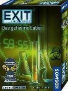 Cover-Bild zu Das geheime Labor