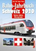 Cover-Bild zu Gohl, Ronald: Bahn-Jahrbuch Schweiz 2020
