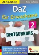 Cover-Bild zu DaZ ... für Erwachsene / Band 2 (eBook) von Hartmann, Horst