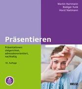 Cover-Bild zu Präsentieren von Hartmann, Martin